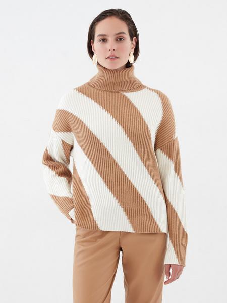 Объемный свитер - фото 3