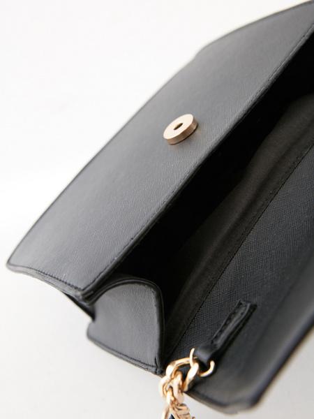 Мини-сумка с клапаном - фото 3