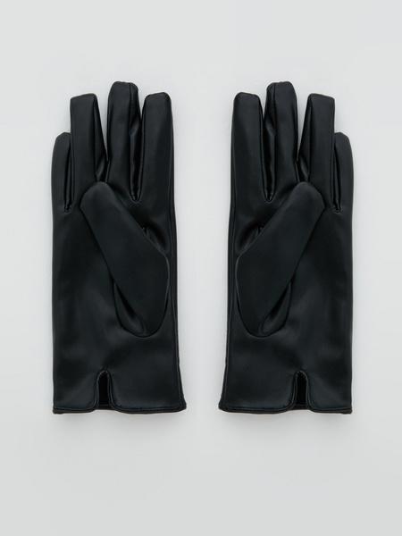 Перчатки из экокожи - фото 2