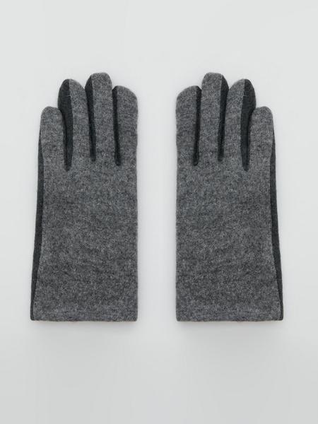 Перчатки из 100% кашемира - фото 2
