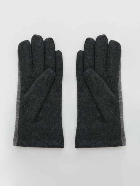 Перчатки из 100% кашемира - фото 3