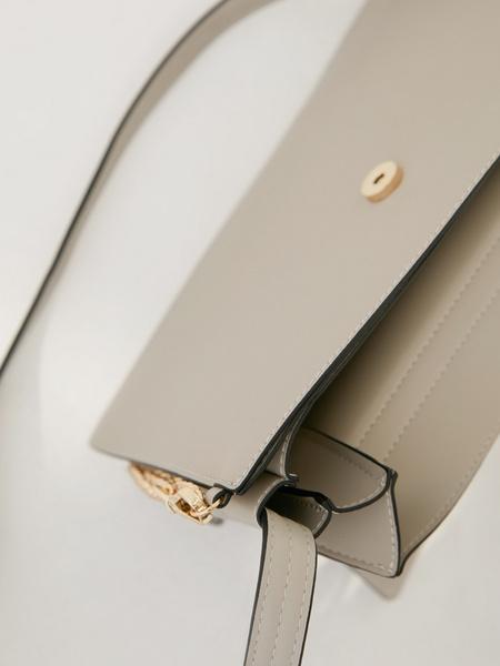 Сумка с металлическим кольцом - фото 5