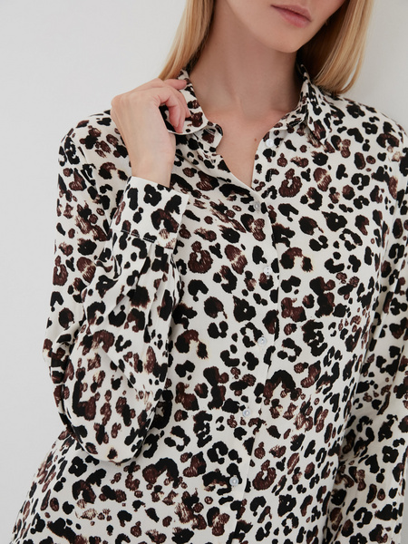 Блузка из 100% вискозы - фото 3
