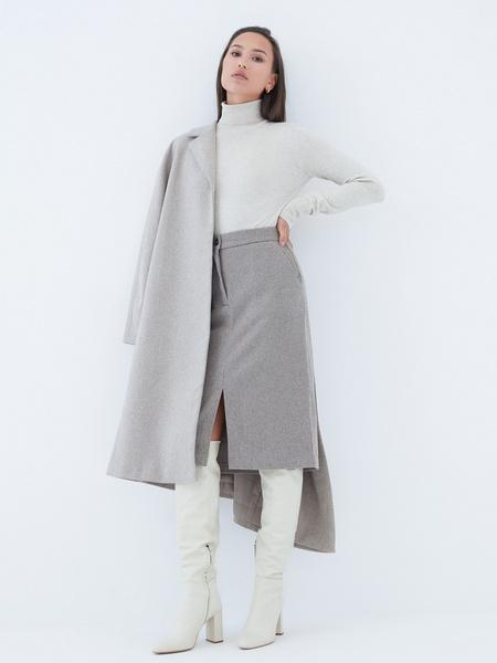 Прямая юбка - фото 1