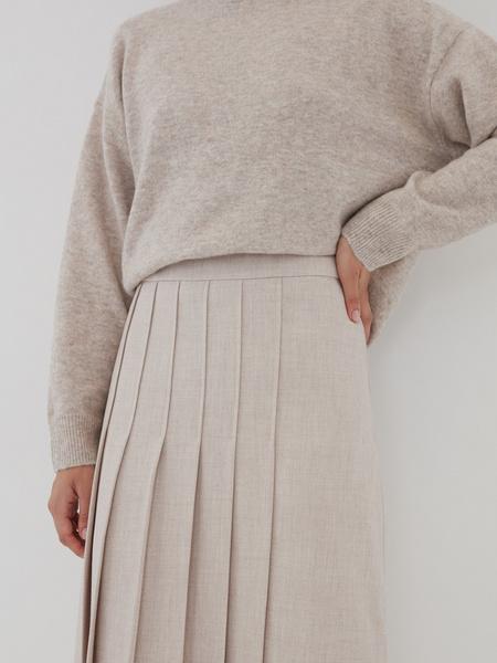 Комбинированная юбка - фото 2