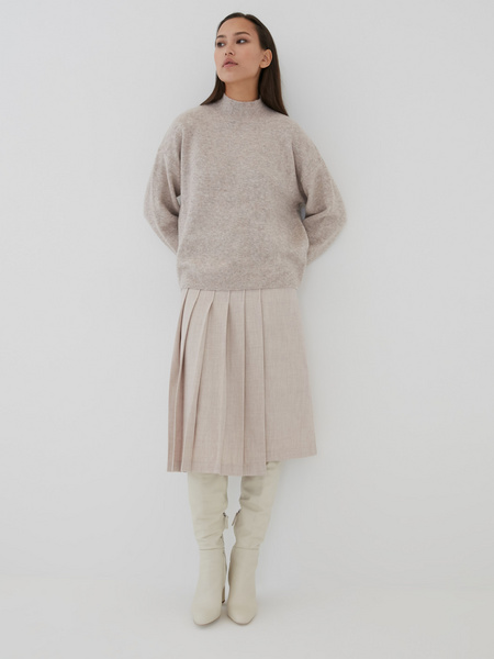 Комбинированная юбка - фото 4