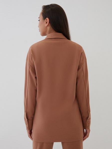 Блузка с поясом - фото 6