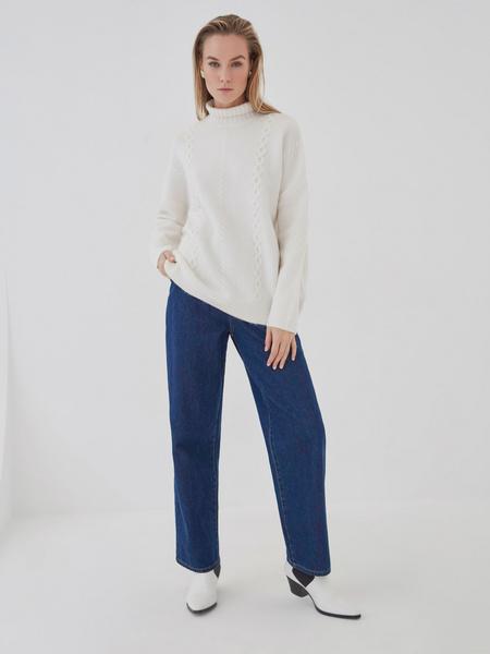 Широкие джинсы - фото 2