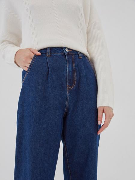 Широкие джинсы - фото 3