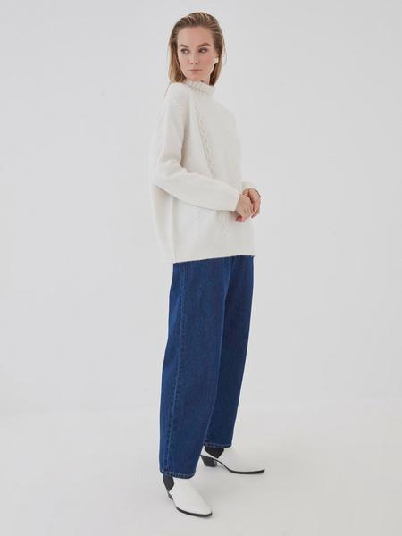 Широкие джинсы - фото 5