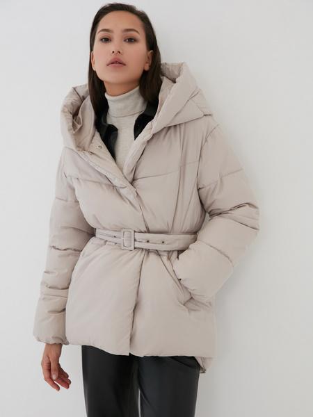 Куртка на поясе - фото 1