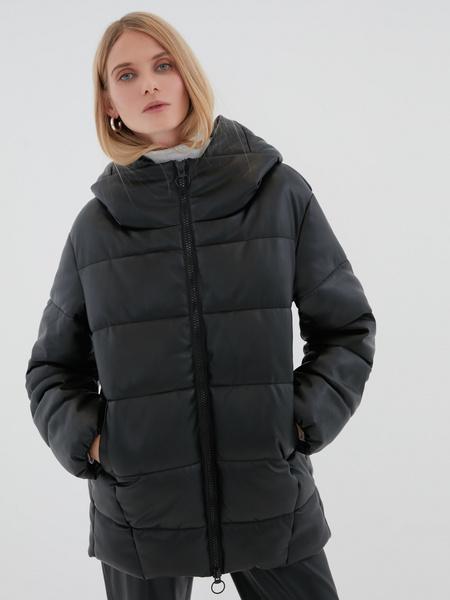 Стеганная куртка - фото 1