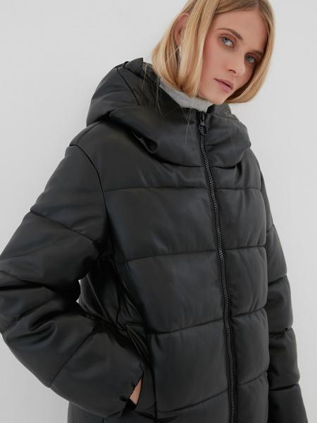 Стеганная куртка - фото 3