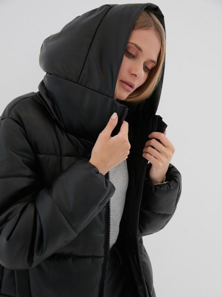 Стеганная куртка - фото 4
