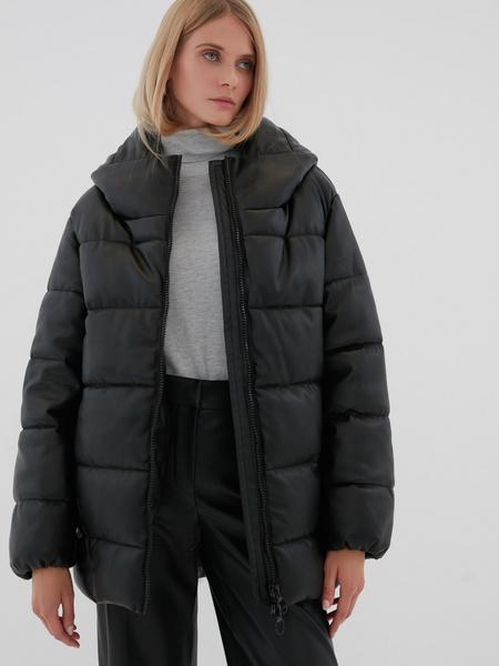 Стеганная куртка - фото 5