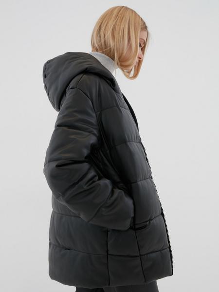 Куртка из экокожи - фото 6