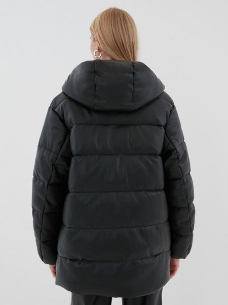Куртка из экокожи - фото 7