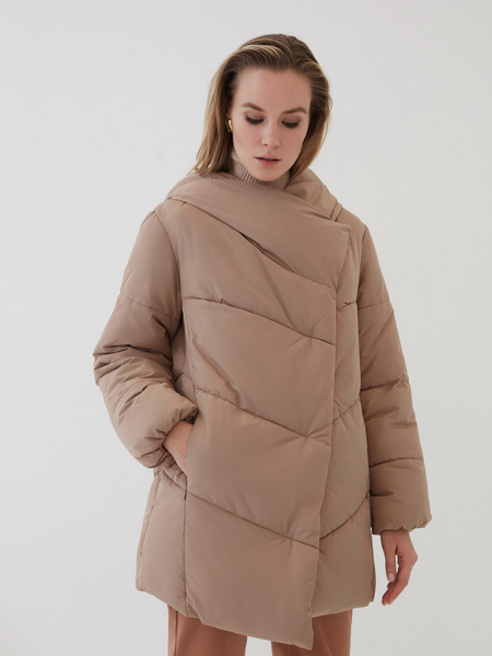 Куртка с капюшоном - фото 1