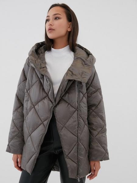 Объемная куртка - фото 3