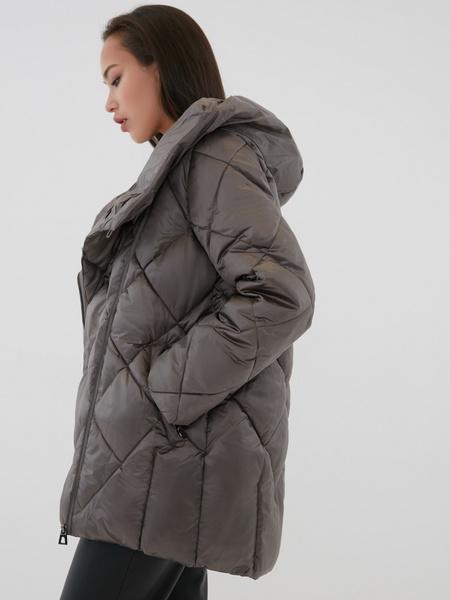 Объемная куртка - фото 4
