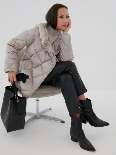 Объемная куртка - фото 5