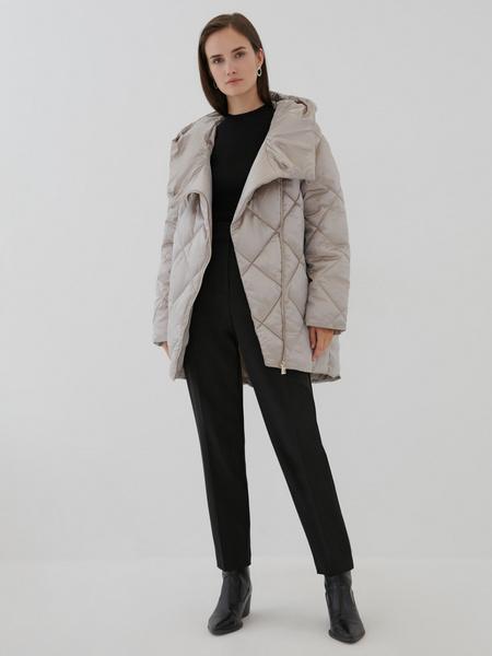 Объемная куртка - фото 7