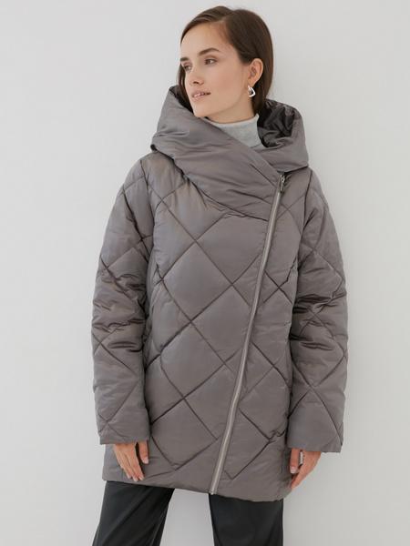 Куртка на молнии - фото 1