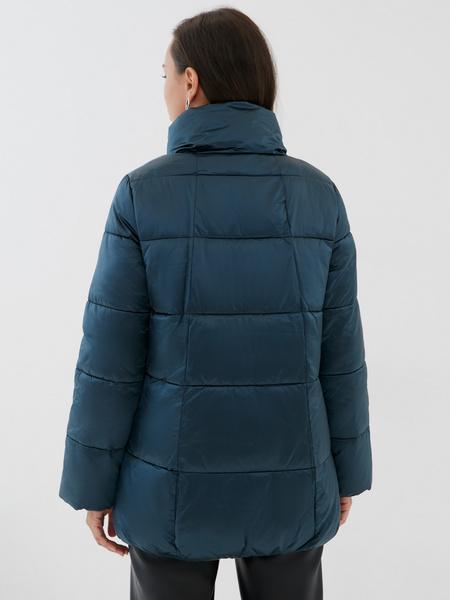 Стеганая куртка - фото 5