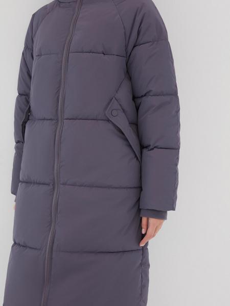 Пальто удлиненное - фото 3