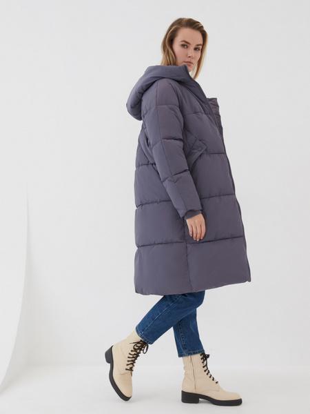 Пальто удлиненное - фото 4