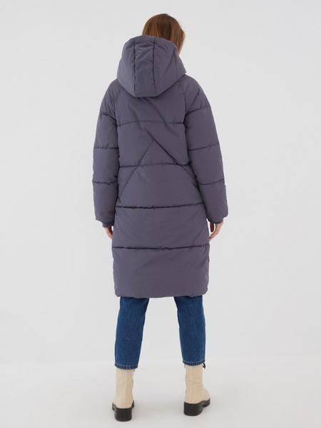 Пальто удлиненное - фото 5