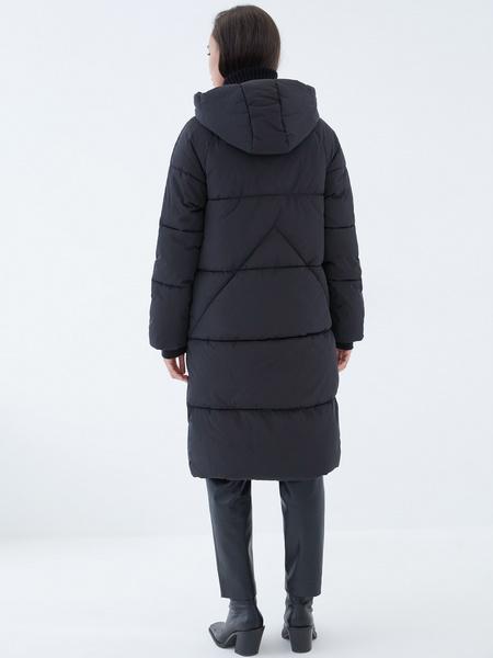 Пальто удлиненное - фото 6