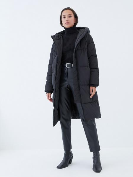Пальто удлиненное - фото 7