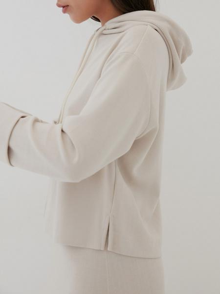 Джемпер с капюшоном - фото 6