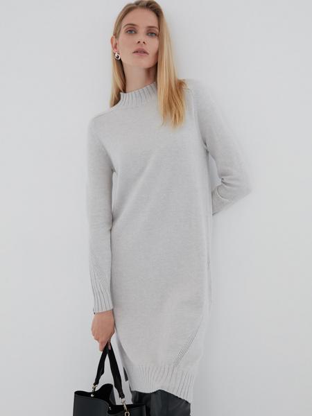 Утепленное платье - фото 3