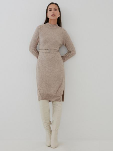 Утепленное платье