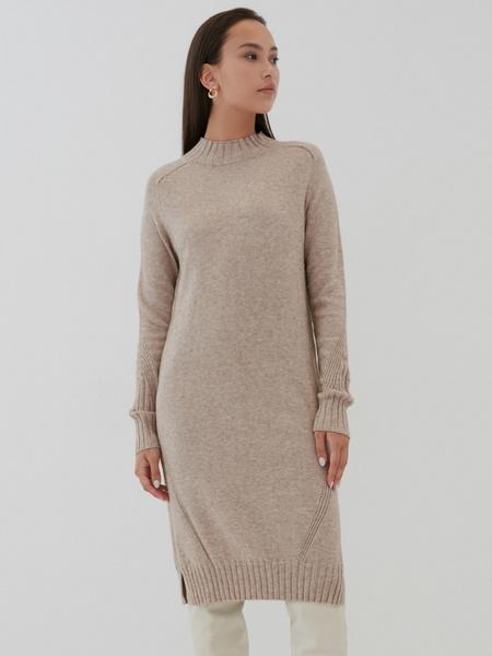 Утепленное платье - фото 2