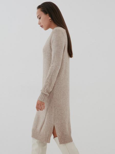 Утепленное платье - фото 6