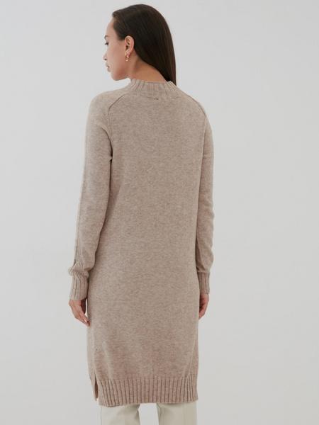 Утепленное платье - фото 7