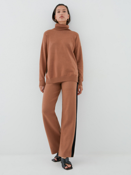 Удлиненный свитер - фото 7