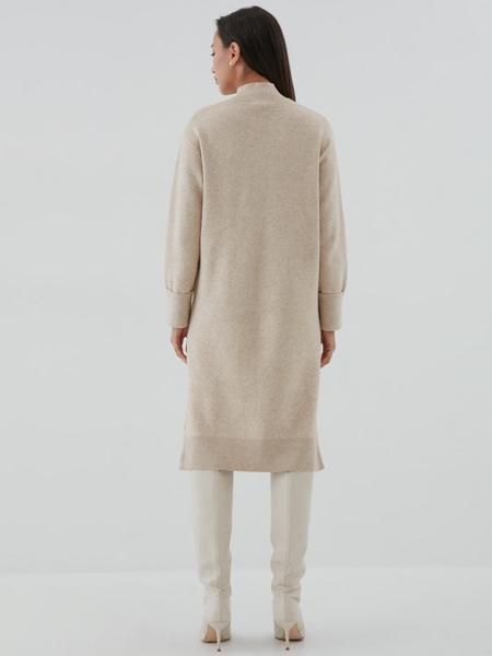 Платье с высоким горлом - фото 5