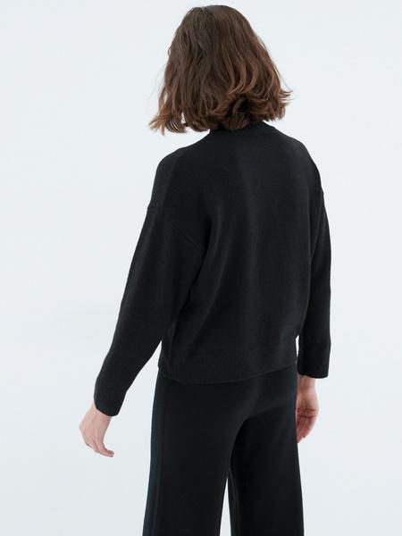 Объемный свитер - фото 5