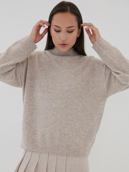 Объемный свитер - фото 1