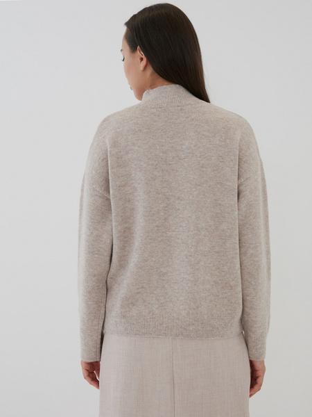 Объемный свитер - фото 4