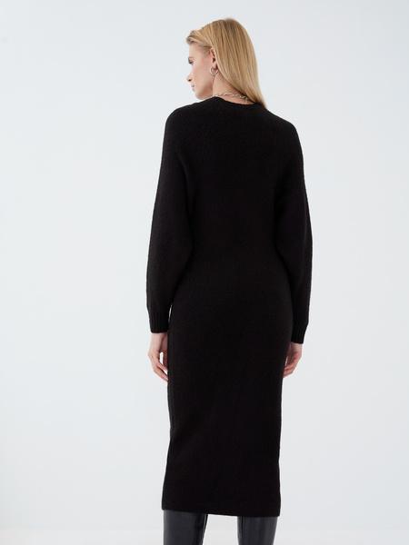 Платье с длинным рукавом - фото 7