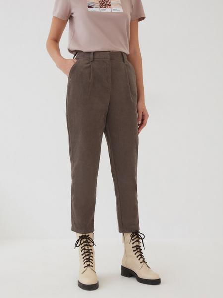 Вельветовые брюки - фото 2
