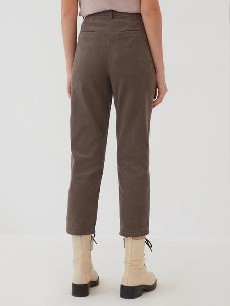 Вельветовые брюки - фото 4