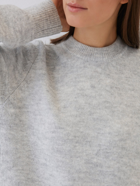 Джемпер с длинным рукавом - фото 3