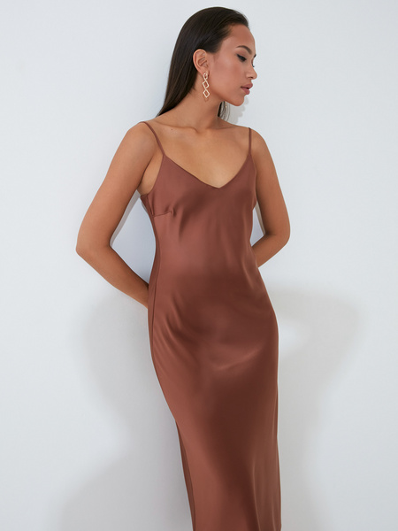 Платье-комбинация - фото 3