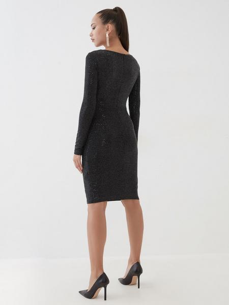 Платье с пайетками - фото 5
